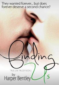 Click the cover to Purchase Finding Us NOW